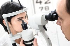 Подборка оптических глазных линз