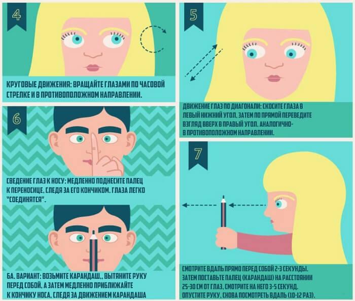 Снижаем давление с глаз